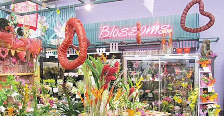 Floral Departments Adjust to Valentine's Day Trends
