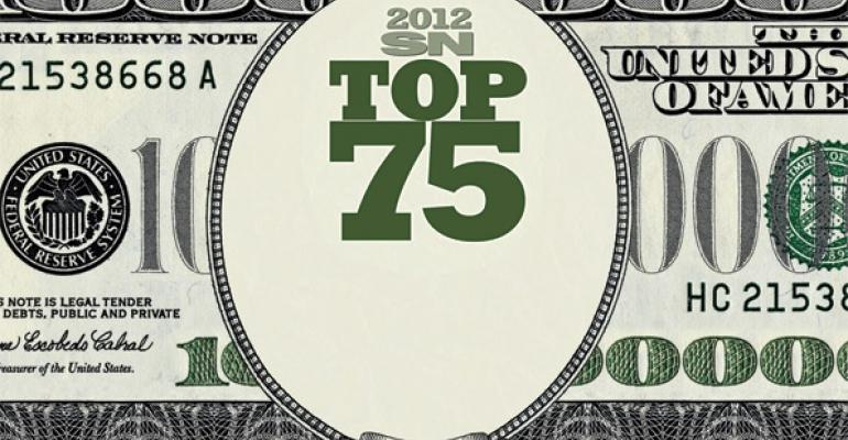 2012 SN Top 75: Billion-Dollar Businesses