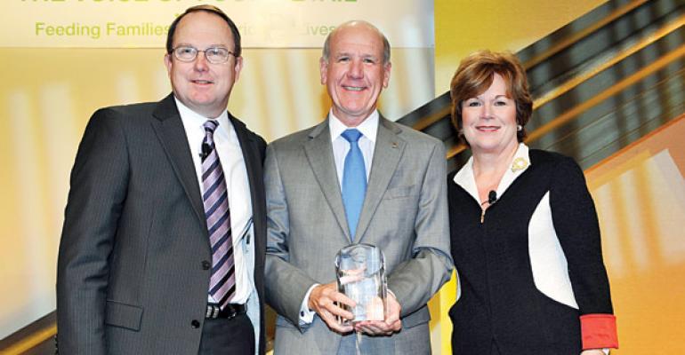 Smith, Wegman, Parkinson Win FMI Awards