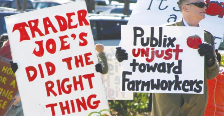 Trader Joe's Commits to Fair Food Program