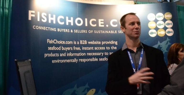 IBSS Show Floor: Seafood Resources Online