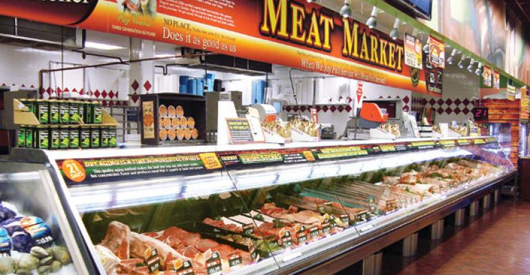 Meat Category Managers Think Small