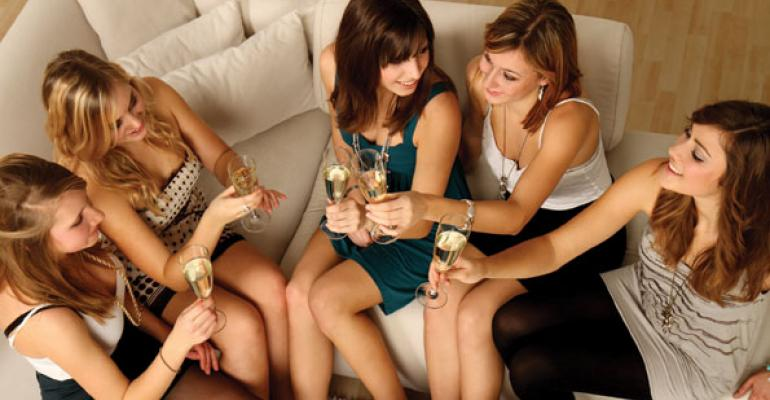 Girl Power: Alcoholic Drinks for Women