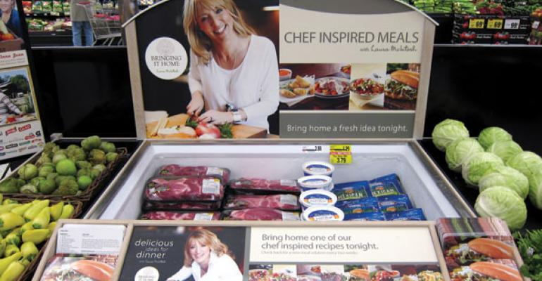 Ongoing Meal Displays Drive Sales