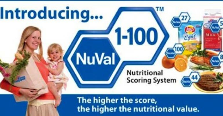 NuVal Under Attack by Consumer Group
