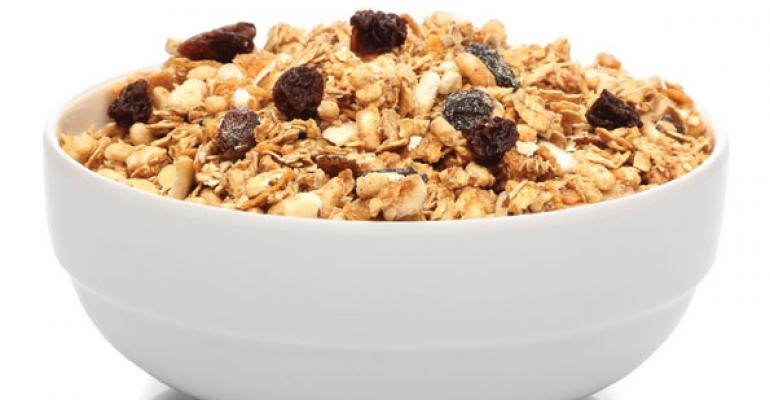 SN Whole Health: Cereal Trying to Rise and Shine
