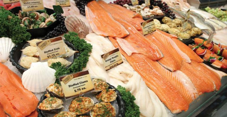 Seafood Made Simple for the Customer