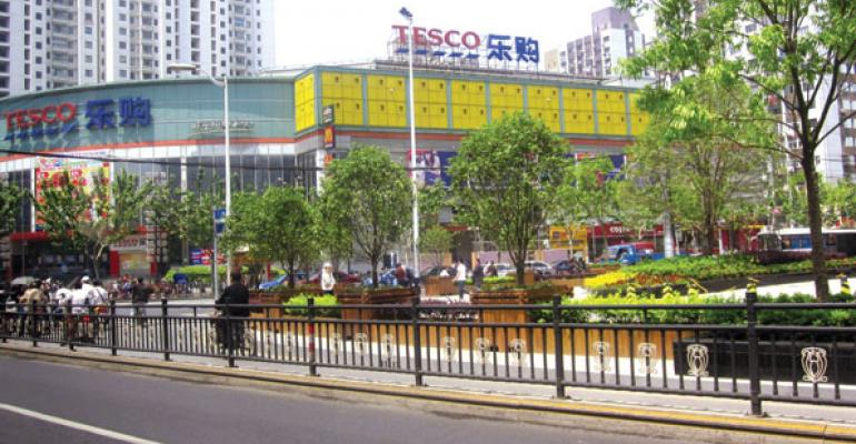 Global Warning: Tesco Focuses on the Homefront