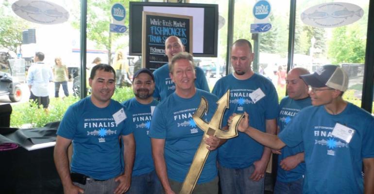 WFM Fishmonger Wins Golden Trident
