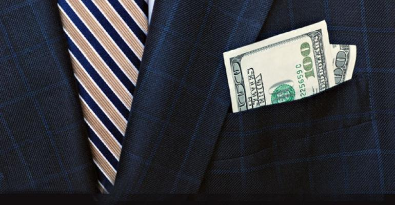 Executive Bonuses Reflect Performance in 2011