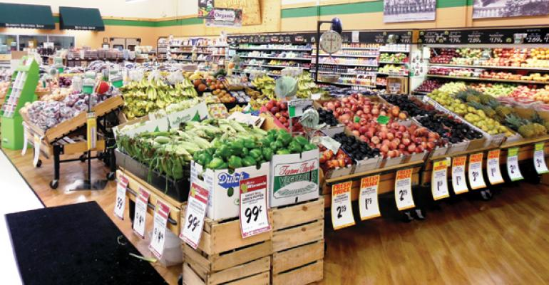 Produce Manager Is Community Oriented