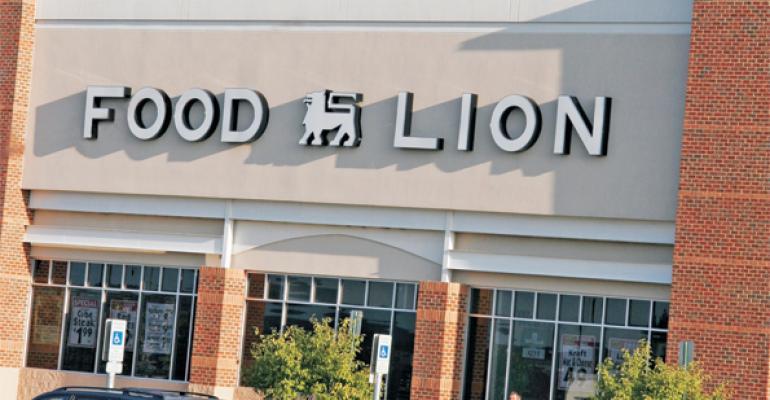 Food Lion Revamps Hit Profits