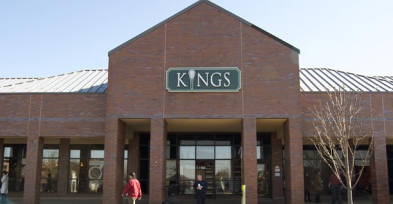 Kings operates 24 stores in New Jersey and New York but the Old Greenwich store will be its first in Connecticut