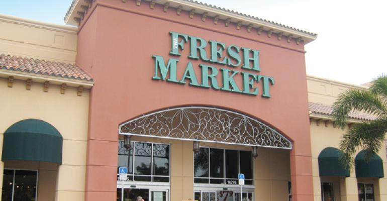 Fresh Market Boosts Outlook