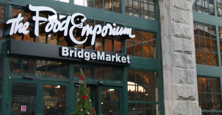 A&P Seeks to Divest NYC Chain Food Emporium