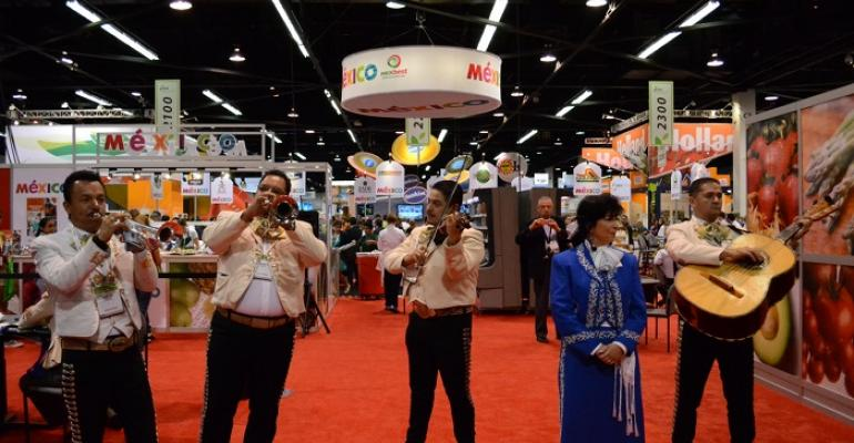 Fresh Summit 2012: Over the Top Displays [Photos, Video]