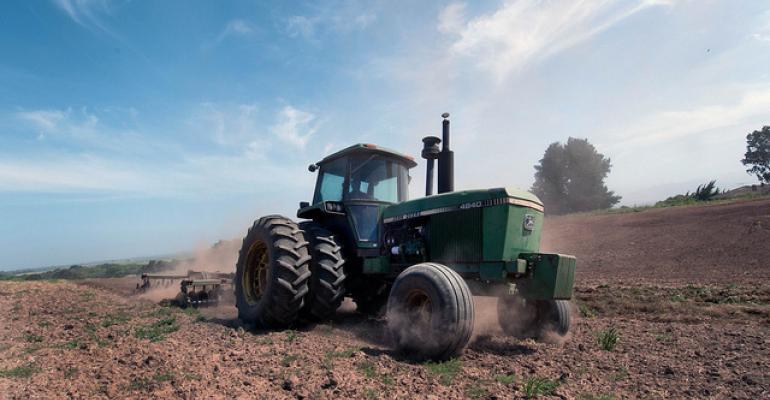 USDA Survey Reveals Extent of Big Organic