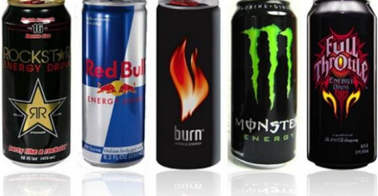 Keeping Up with Energy Drinks