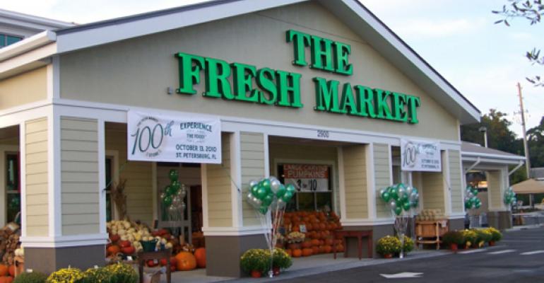 Houston Gourmet Retailer Makes Way for The Fresh Market