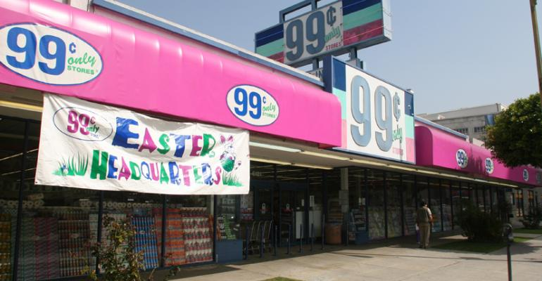 99 Cents Only Stores Adds Food Expertise