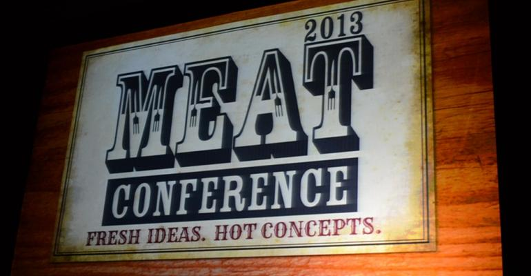 Meat Conference 2013: Meat Trends