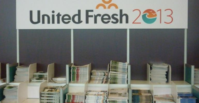 United Fresh 2013: How Changing Demographics Will Help Produce
