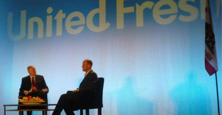 United Fresh 2013: Whole Foods Co-CEO Outlines 5 Focus Areas for Produce Industry