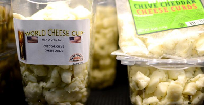 IDDBA 2013: Curds, Curds Everywhere