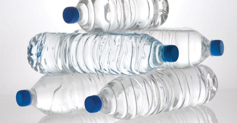 Clear Winner: Bottled Water Pours It On