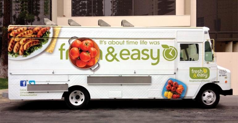 Fresh  Easys food truck will make stops in California Arizona and Nevada