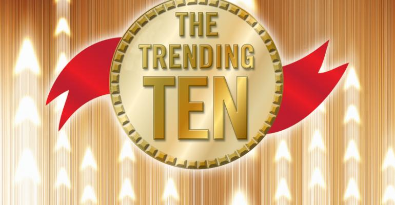 2013 Power 50: The Trending Ten