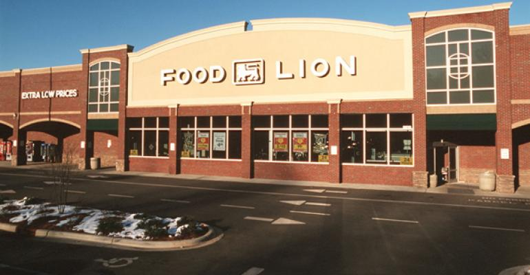 Food Lion Tweaks Brand Message