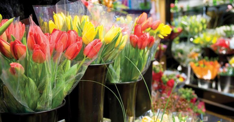 Retailers Merchandise Local Flowers