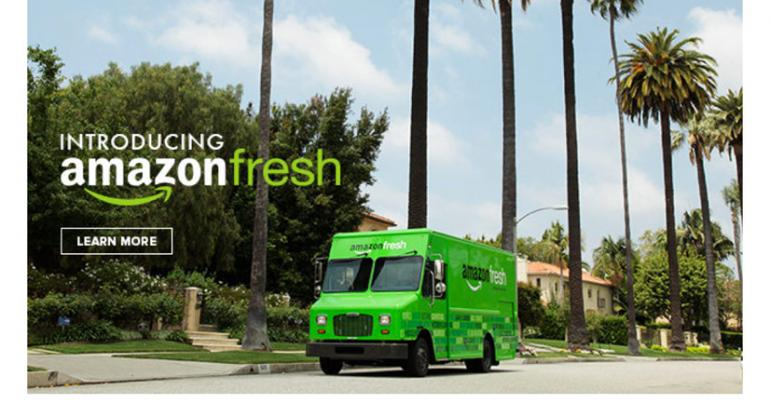 On Topic: The impact of AmazonFresh