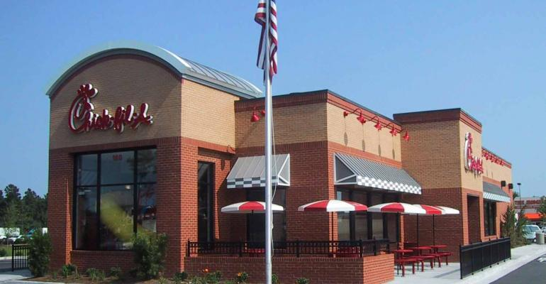 Chick-fil-A commits to antibiotic-free chicken