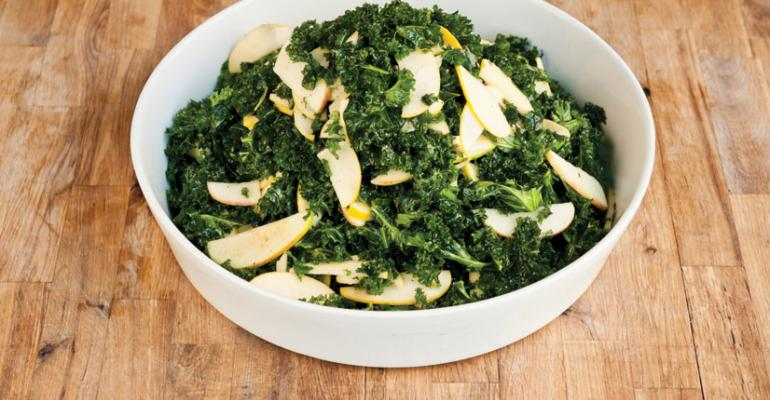 Foragers City Grocerrsquos detox menu helps customers lose weight but still feel full with sides like a kale and apple salad