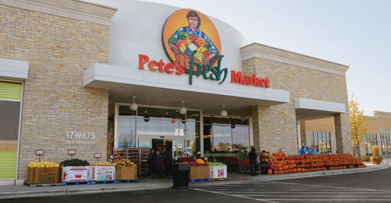 Petersquos Fresh Market a familyowned group of nine stores is purchasing the former Dominickrsquos store in Oak Park Ill