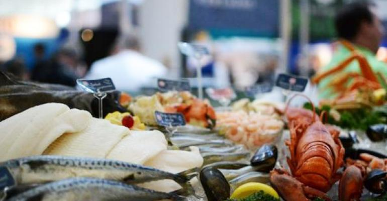 Seafood Expo: Revamp your seafood case