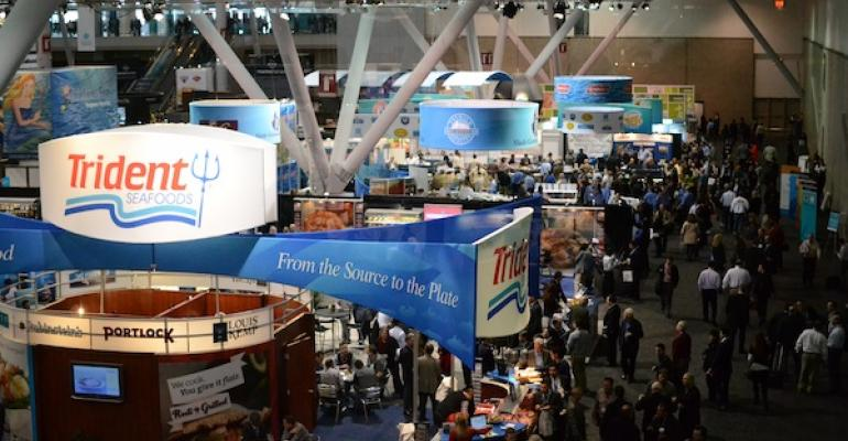 Seafood Expo: Long John Silver's focuses on product innovation