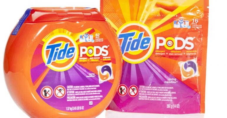 Tide Pods leads the list with 3246 million in firstyear multioutlet dollar sales