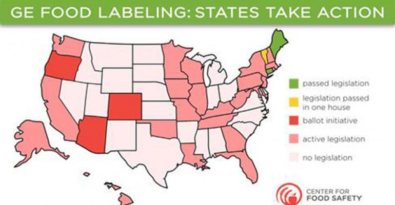 Most states debate GM labeling despite federal bill