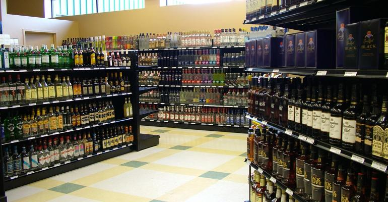 Buehler's opens 1st state liquor store