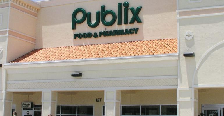 Regional report: Publix sets the pace in Florida