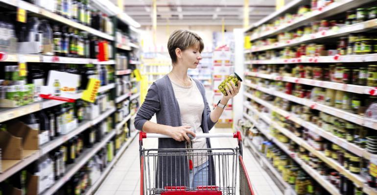 Supermarket News fields center store survey