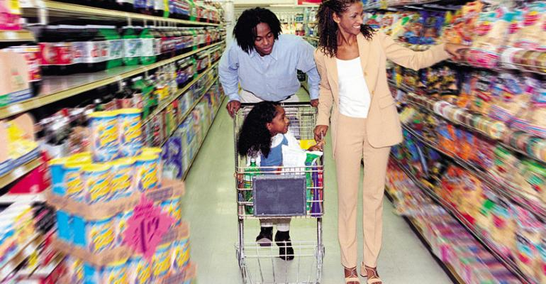African Americans make eight more shopping trips per year than members of the general population