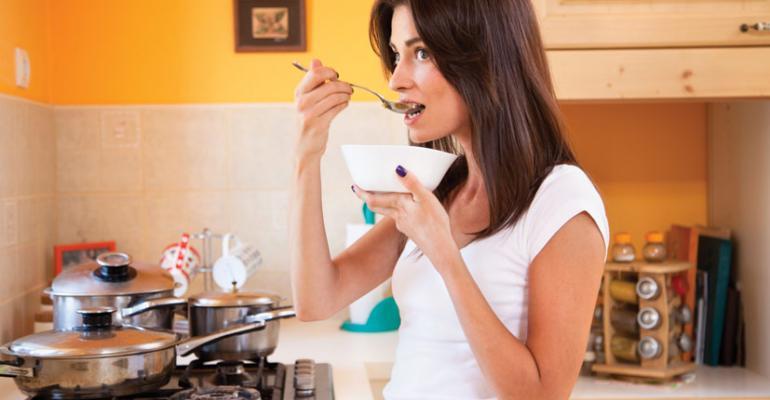 Reinventing soup for Millennials