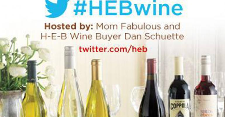 H-E-B wine buyer hosts Twitter party
