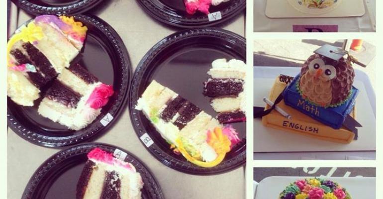 Raley's cake decorators battle for best cake