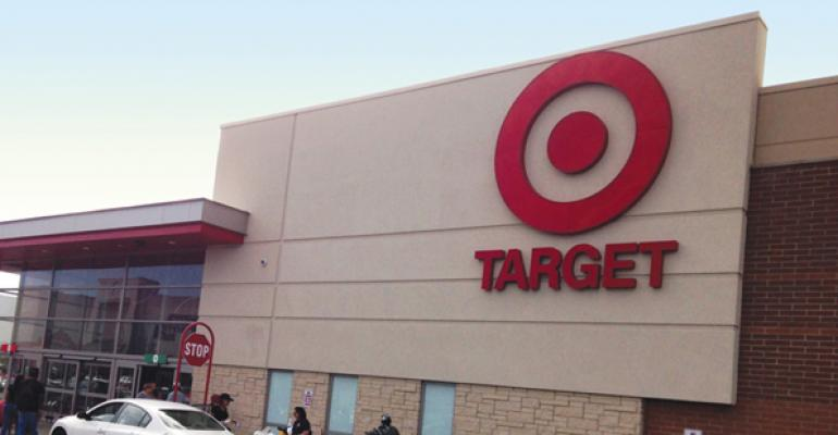 Target reduces earnings forecast; Q1 sales flat