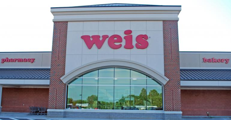 Q1 earnings down at Weis